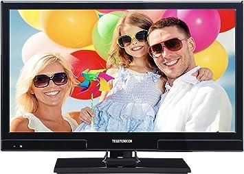 Telefunken l20h270i3 51 cm (20 Pulgadas) televisor LED (HD ...