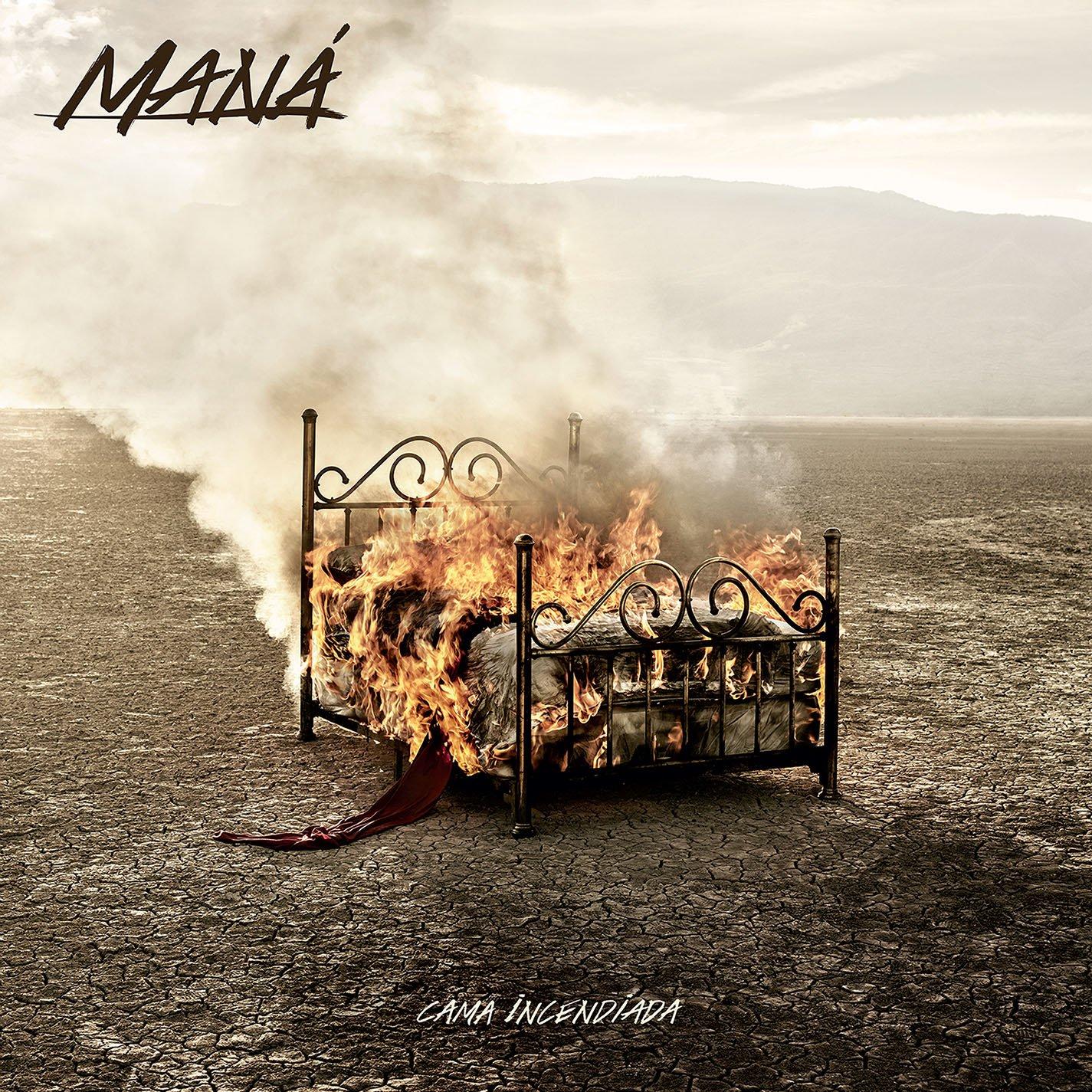 Vinilo : Mana - Cama Incendiada (LP Vinyl)
