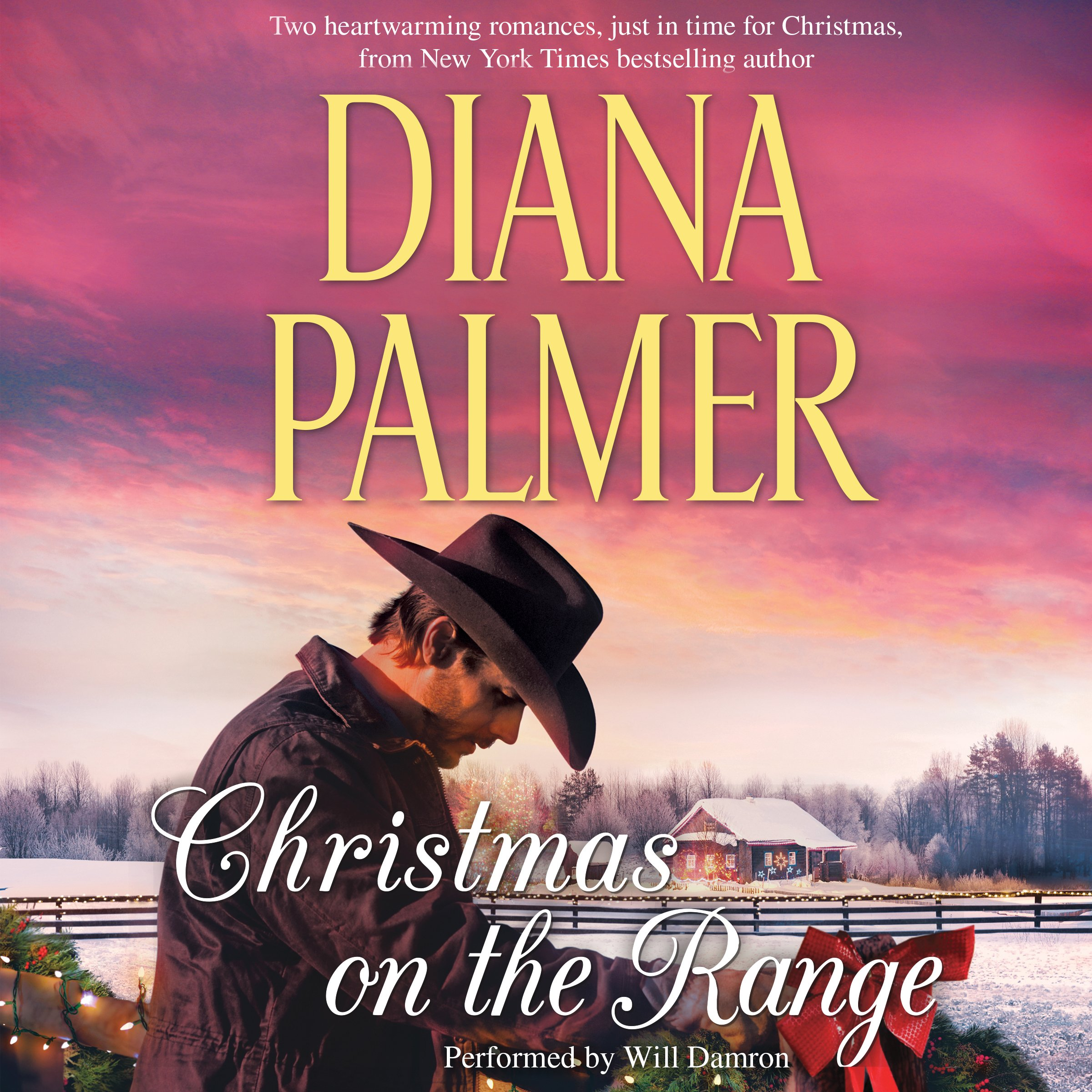 Christmas on the Range: Cattleman's Choice/Winter Roses