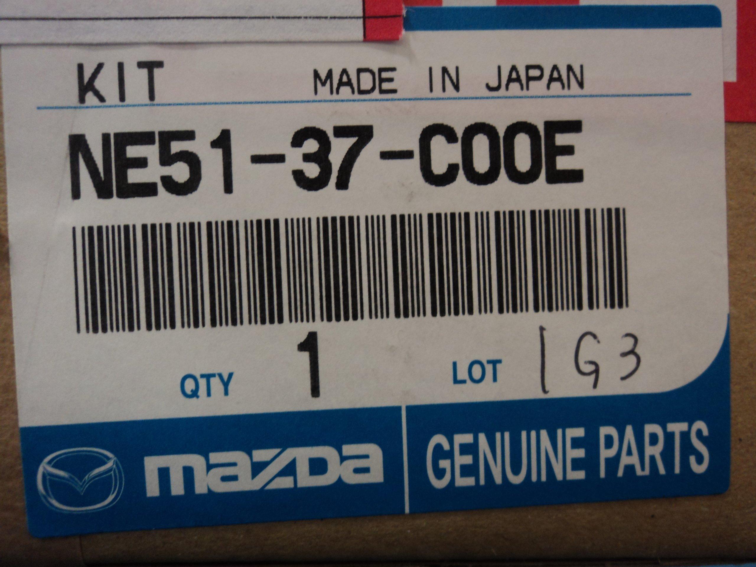 MAZDA MIATA MX-5 2006-2013 NEW OEM TIRE PUNCTURE REPAIR KIT by Mazda (Image #2)