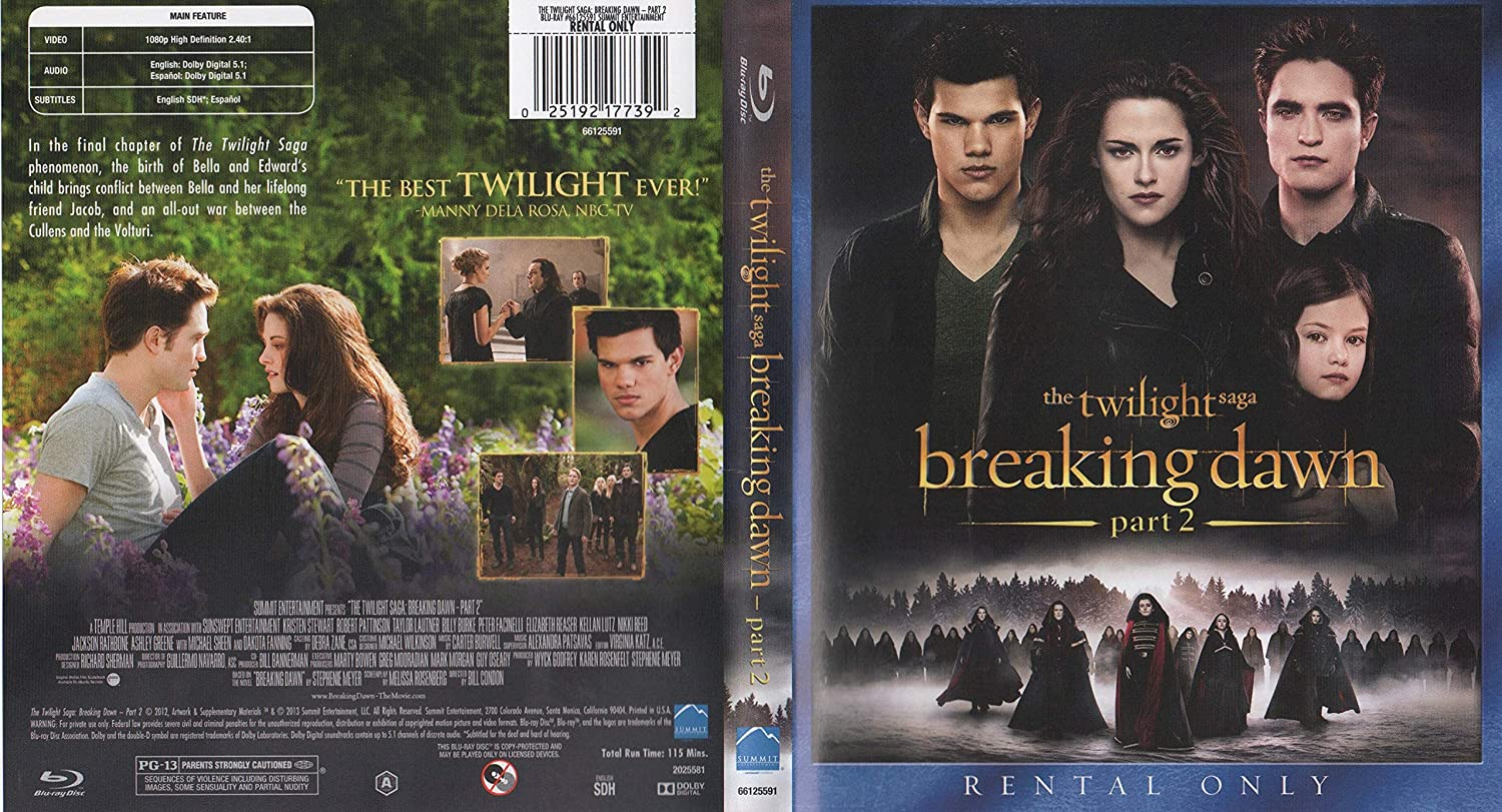 twilight full movie english part 1