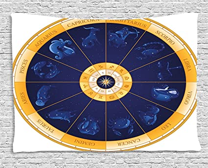 Amazon Tammy Chappell Astrology Tapestry Natal Birth Chart