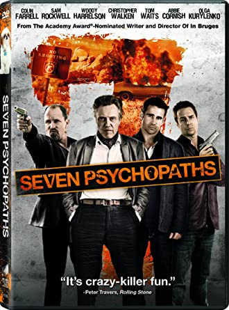 Amazon seven psychopaths abbie cornish tom waits colin seven psychopaths malvernweather Image collections