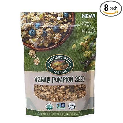 Natures Path Chia Plus Granola, Coconut Chia, 12.34 oz ...