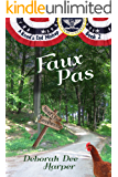 Faux Pas (A Road's End Mishap Book 2)