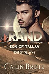 Rand: Son of Tallav (Sons of Tallav Book 3) Kindle Edition
