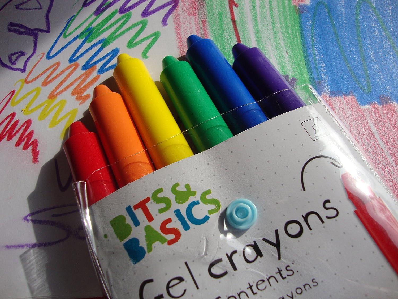 Chunky Wax Crayons 16 Pack