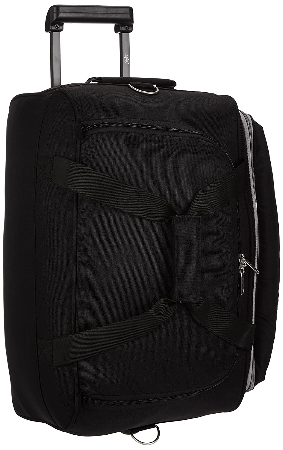 Skybags Cardiff Polyester 52 cms Black Travel Duffle