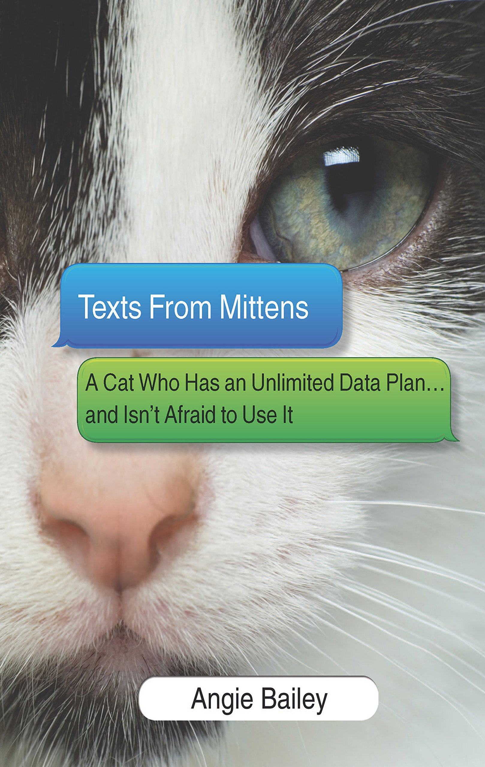 Texts Mittens Unlimited Data Afraid