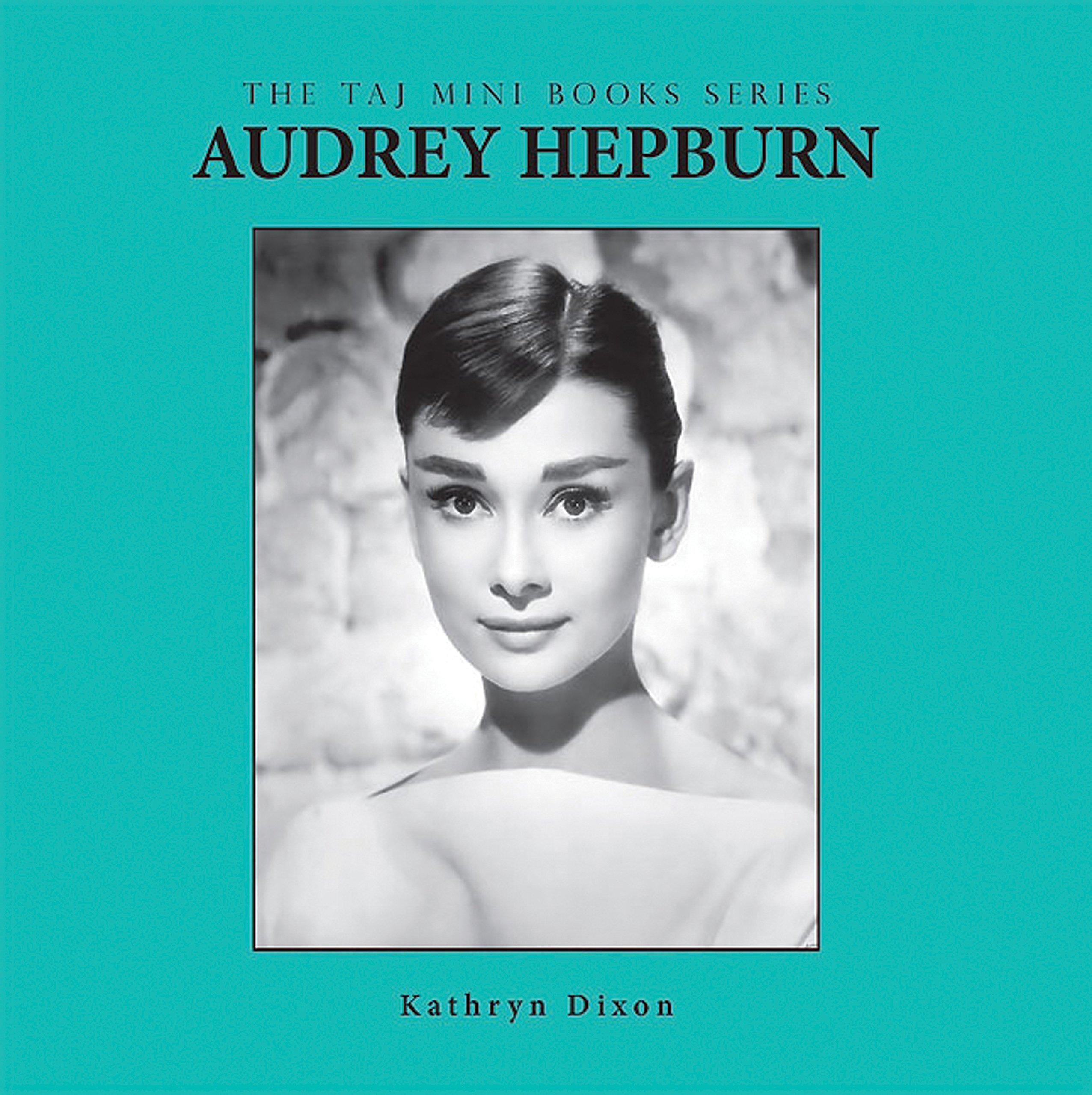 Download Audrey Hepburn (The TAJ Mini Book Series) pdf