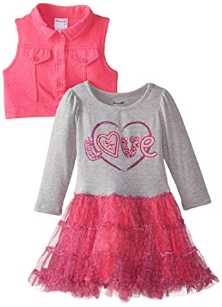 Little Girl Sparkly Dress