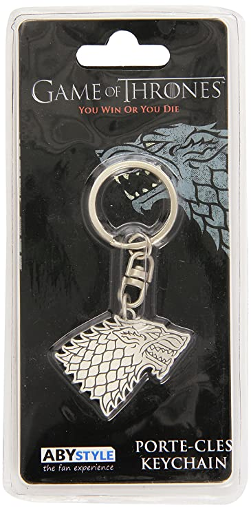 ABYstyle - GAME OF THRONES - Llavero - Stark
