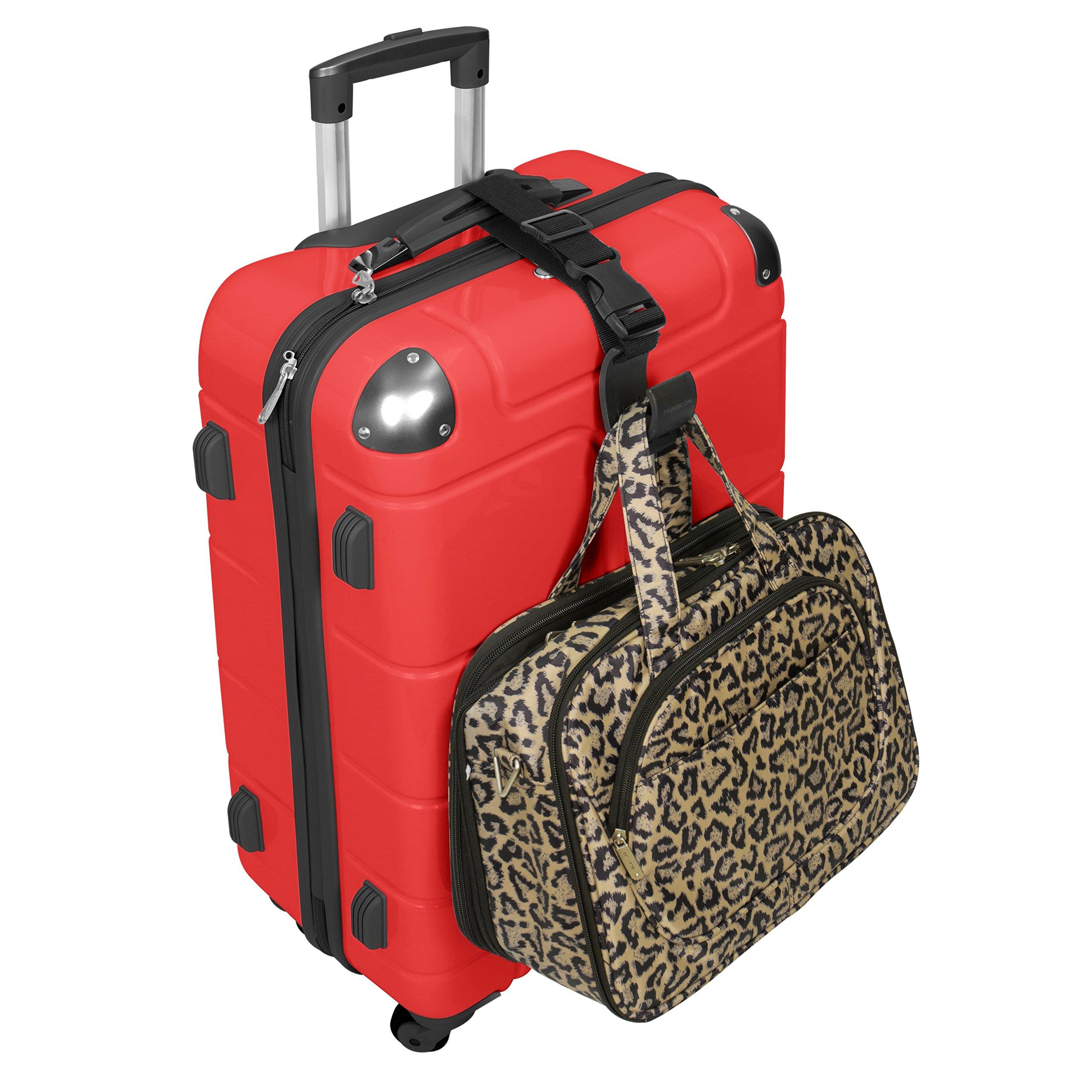 Travelon Add A Bag Strap, Black, One Size by Travelon (Image #2)