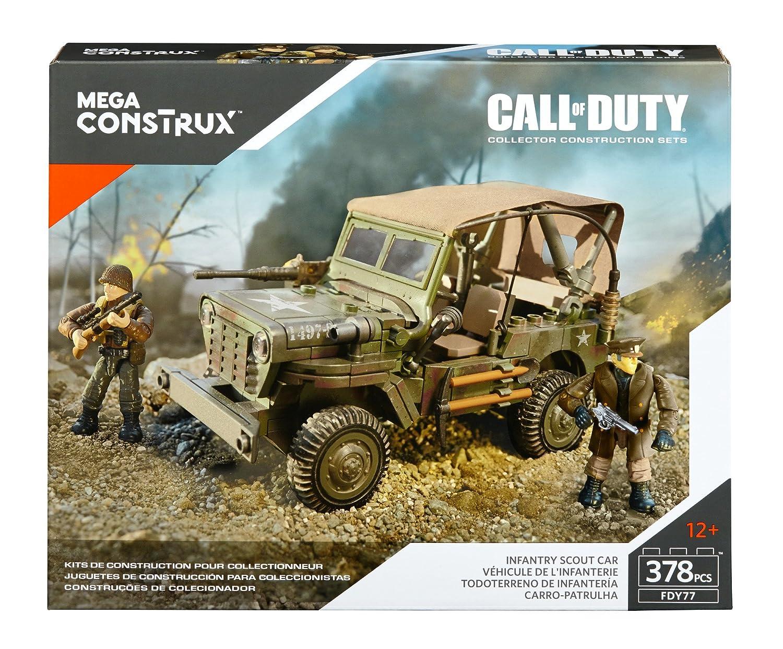 Mega Bloks Vehículo Construx Call of Duty Carro de Infantería ...