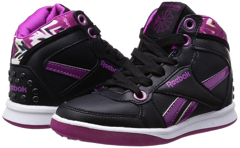 Baskets Mode Chaussures V63273 Crew Reebok New Basket Fille lFK1JTc