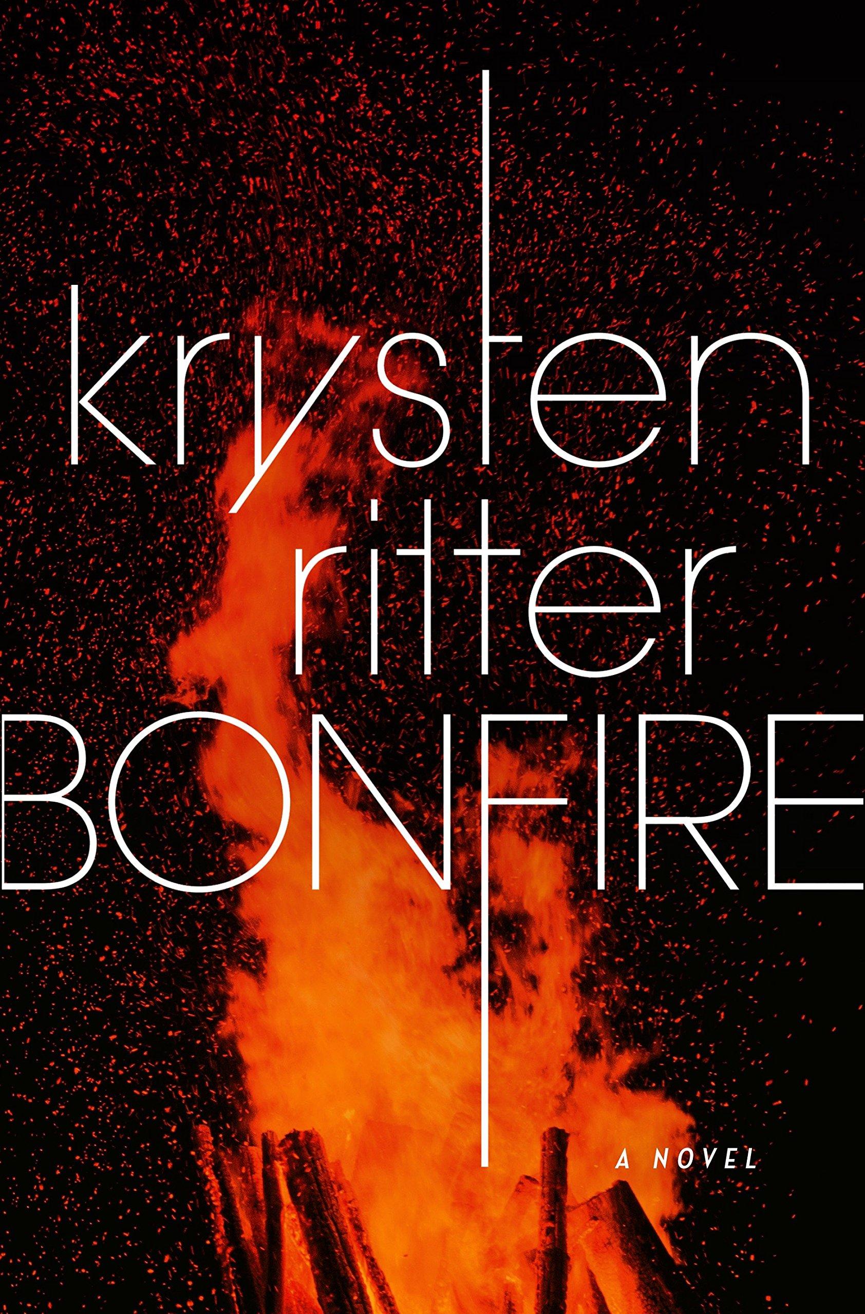 Image result for bonfire  book