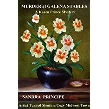 Murder at Galena Cafe (Galena Mystery Series)