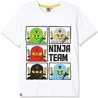 Lego Ninjago 173379, T-Shirt Garçon