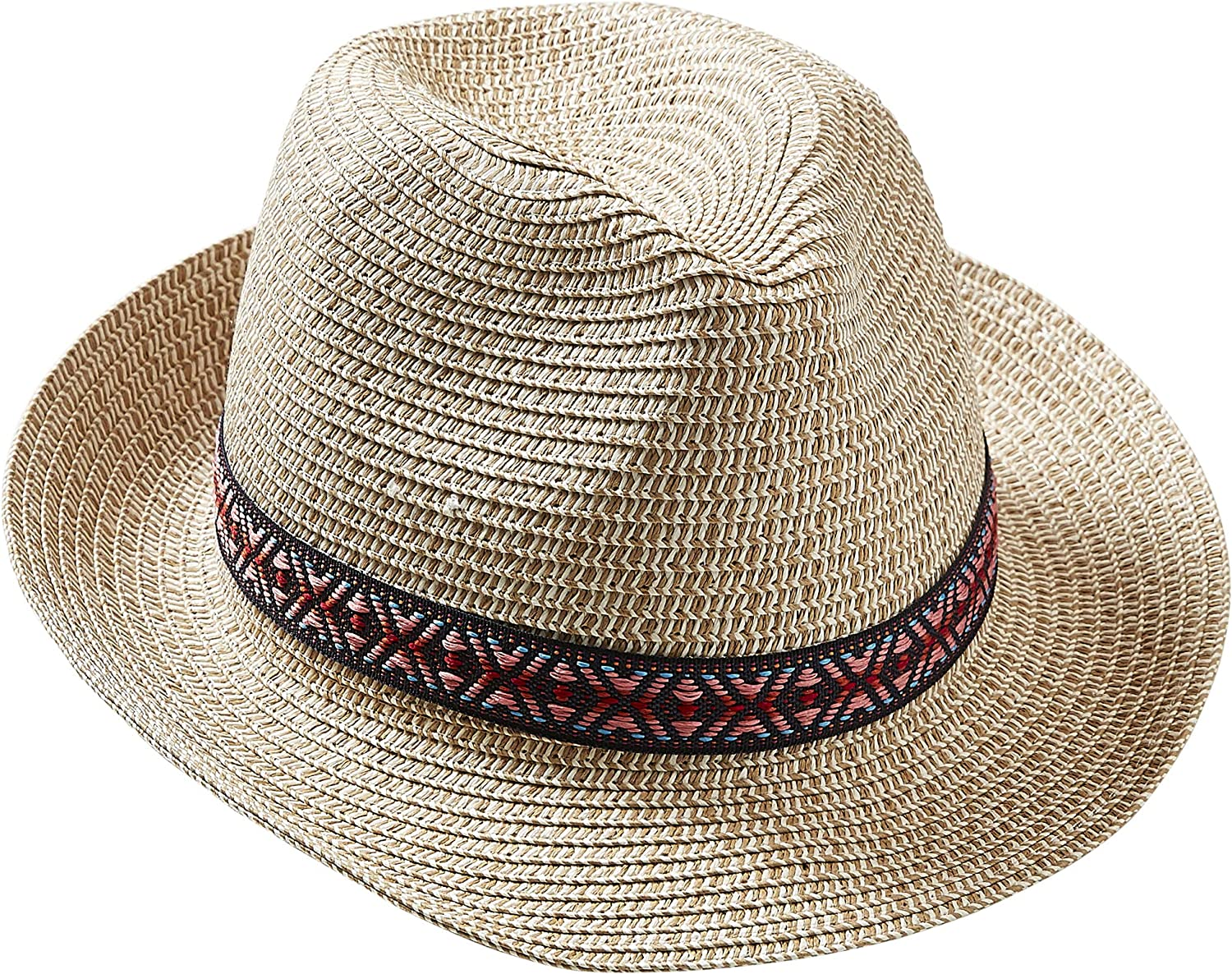 Tickled Pink Women's Fedora