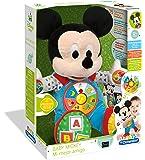 Clementoni Disney Peluche Interactivo Mickey Mi Mejor Amigo 55132.3