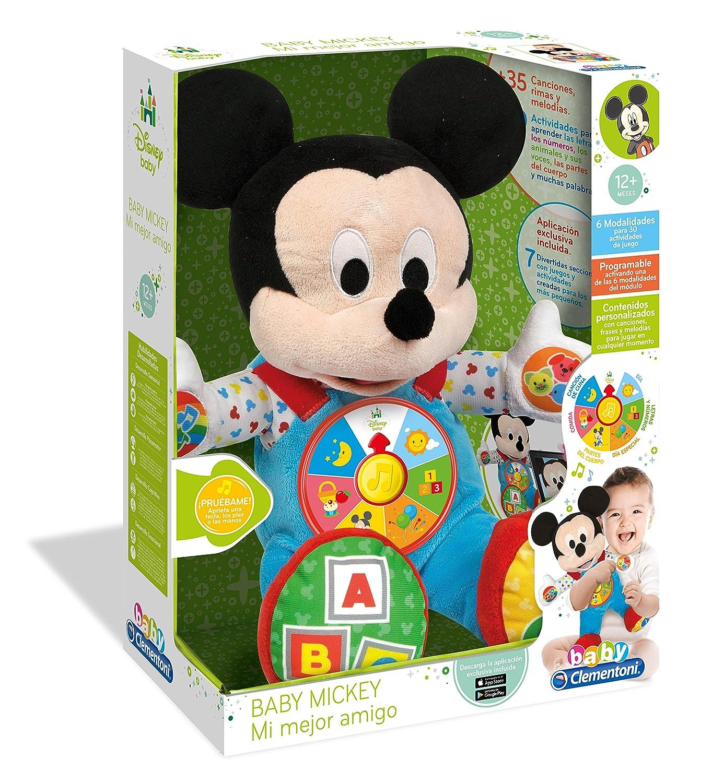 Clementoni - Baby Mickey, mi Mejor Amigo (55132.3): Amazon.es: Juguetes y juegos