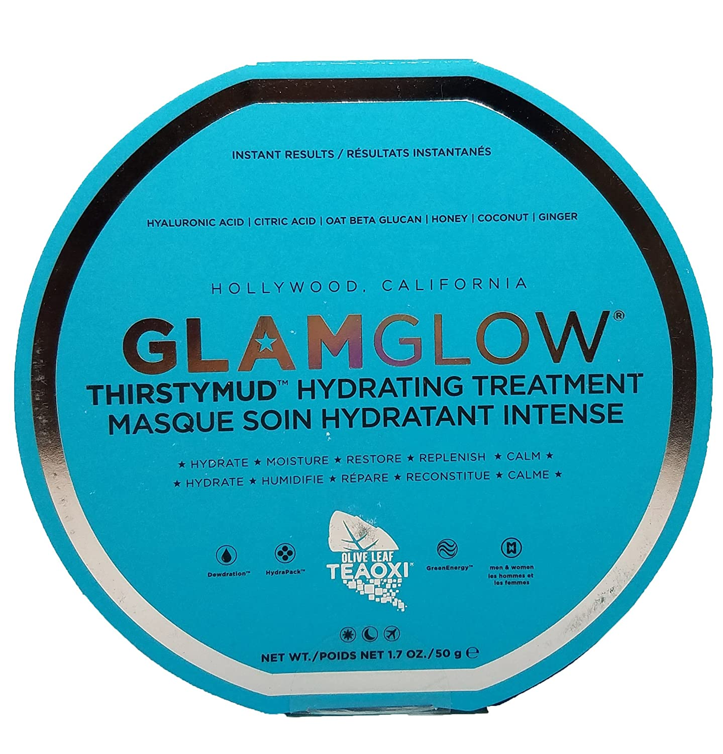 GlamGlow Thirstymud Hydrating Treatment 1.7-Ounce GGTM001