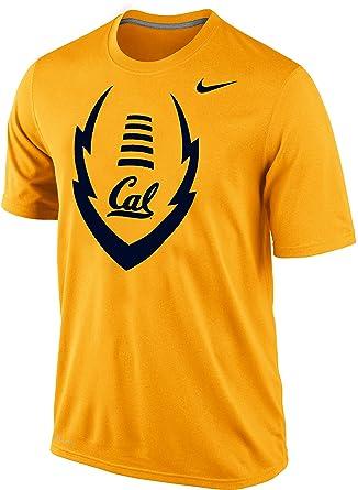 70dcbcb47638 Amazon.com  Nike UC Berkeley Cal Golden Bears College Icon Legend Football  Dri-Fit T-Shirt (2XL