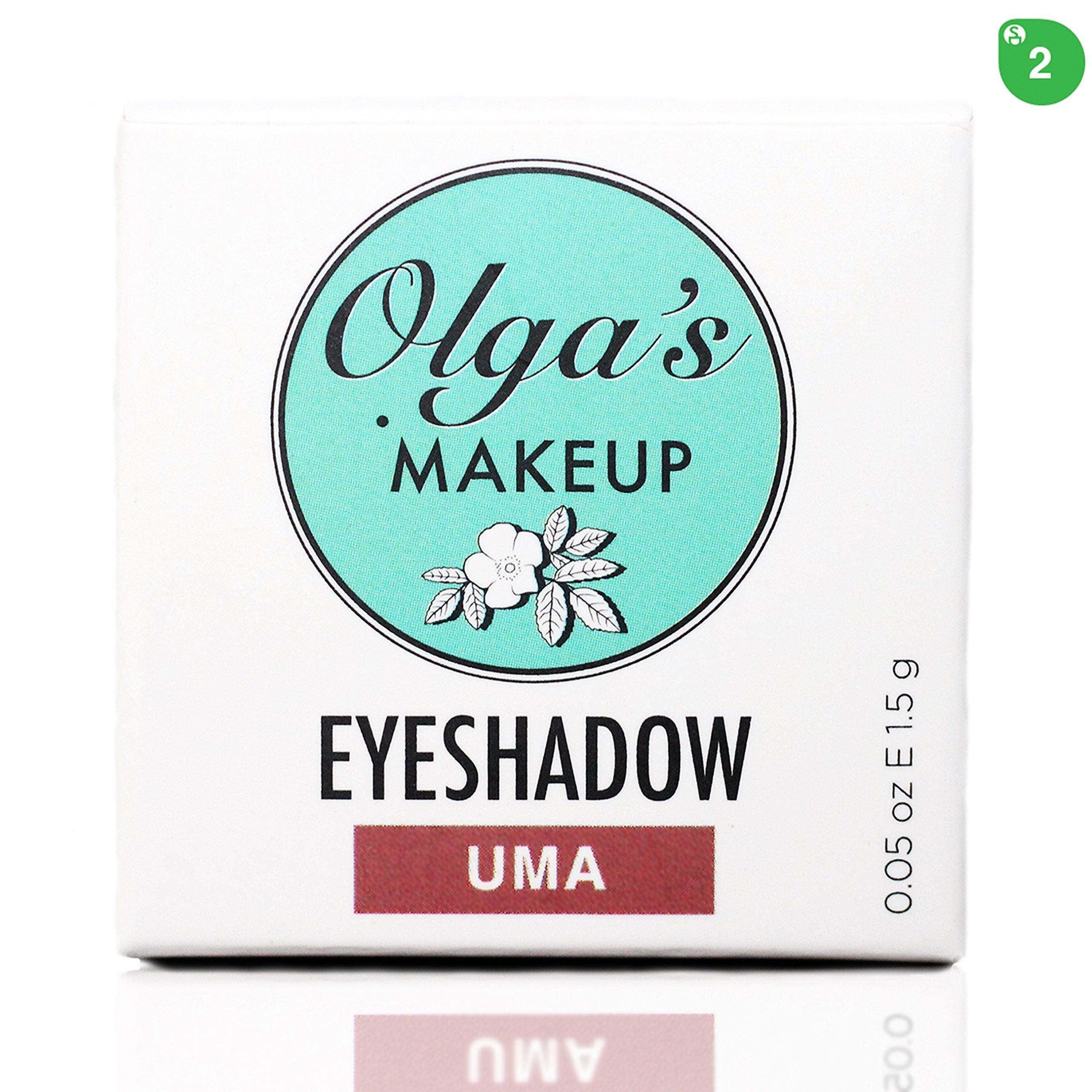 Organic & Mineral Eyeshadow - Uma