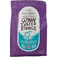 Stella & Chewy's SC-CAT-RCWCS-5 Raw Coated Wild-Caught Salmon Cat kibble, 5lb