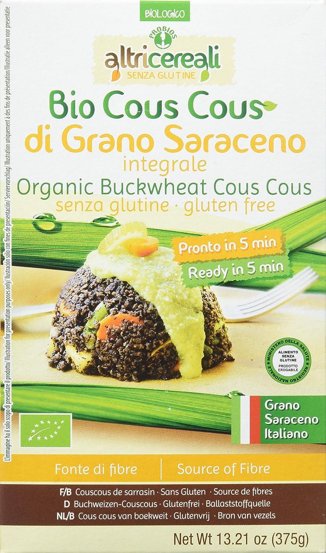 Altricereali Cous Cous Trigo Sarraceno sin Gluten - 4 ...