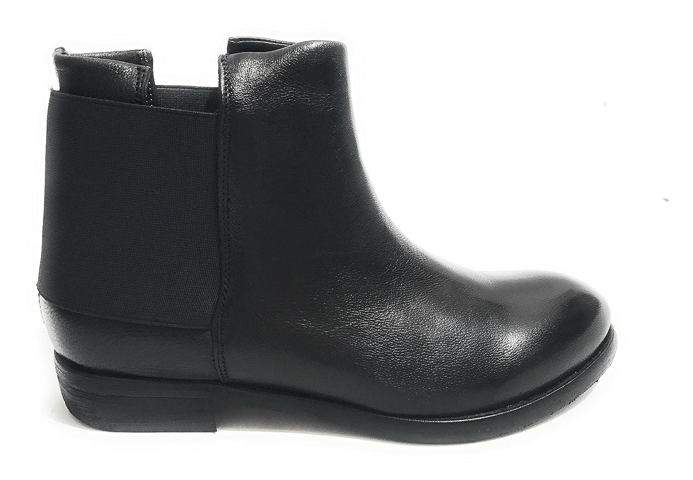 CAVALLINI, Damen Stiefel & Stiefeletten schwarz schwarz