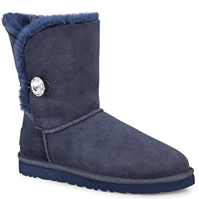 03c73a5212b104 UGG Australia UGG BAILEY BUTTON BLING Boot 2015 navy