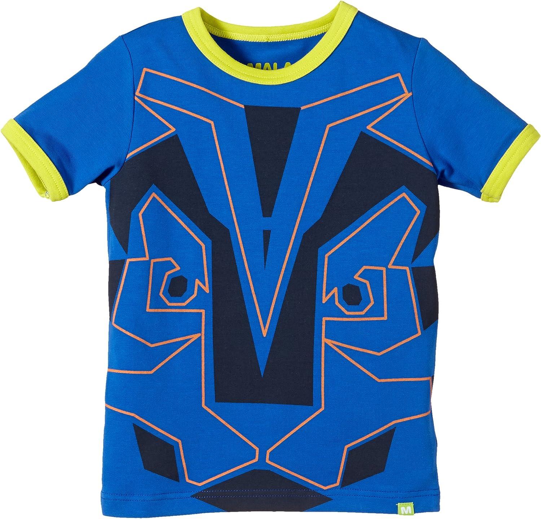MALA - Camiseta para niño, Talla 10 años (140 cm), Color Azul: Amazon.es: Ropa y accesorios