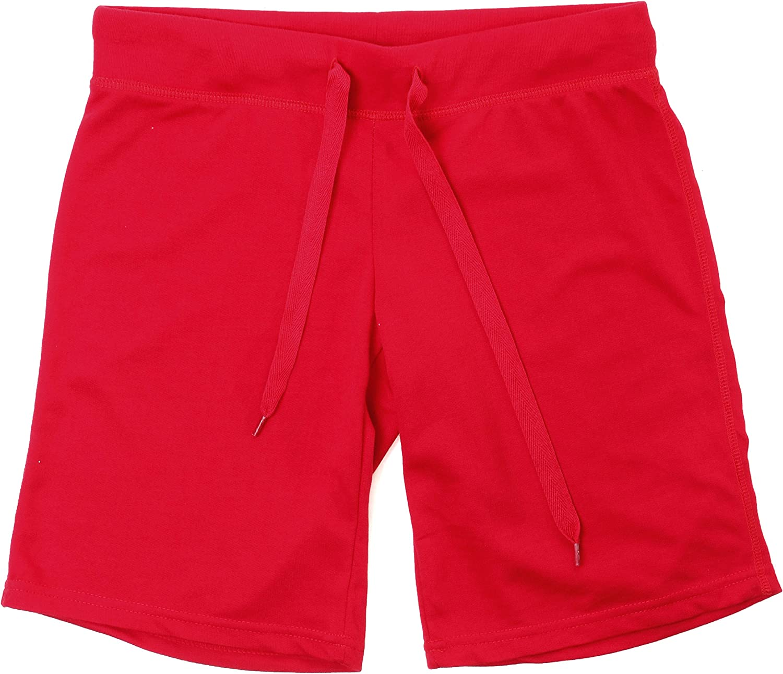 Emmalise Juniors Womens Soft Low Rise Bermuda Exercise Short Pants