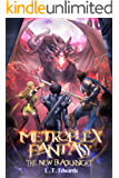 Metroplex Fantasy: The New Black Knight