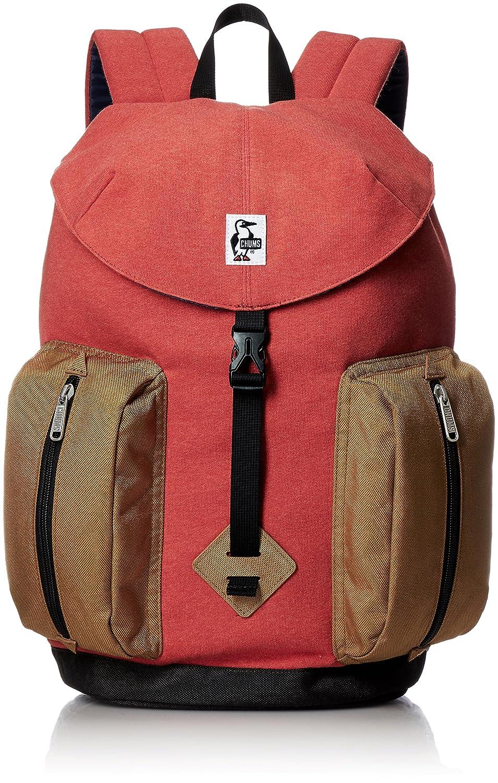 [チャムス] リュック 2 Pockets Day PackSweat Nylon CH60-2401-K018-00 B0749PWLXV H-Camellia/Camel H-Camellia/Camel
