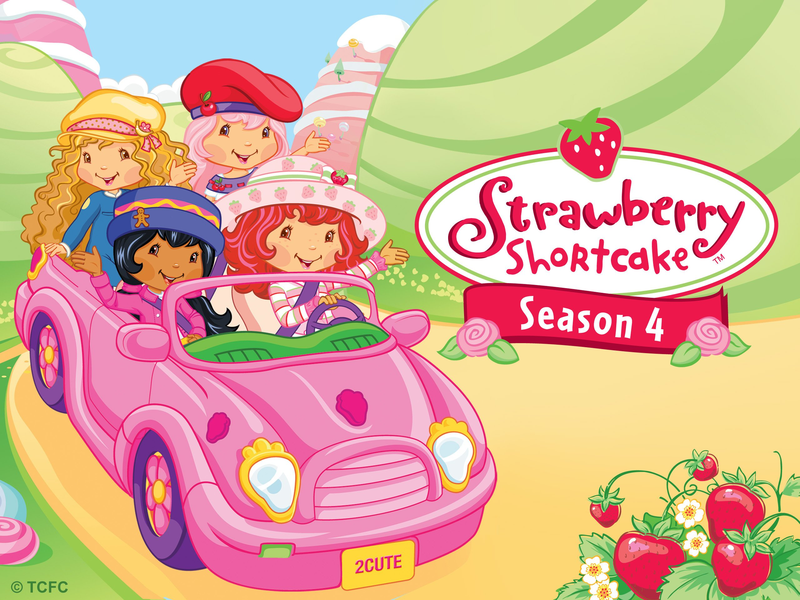 Amazon Com Watch Strawberry Shortcake Season 4 Prime Video