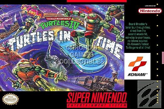 Amazon.com: CGC enorme cartel – Teenage Mutant Ninja Turtles ...