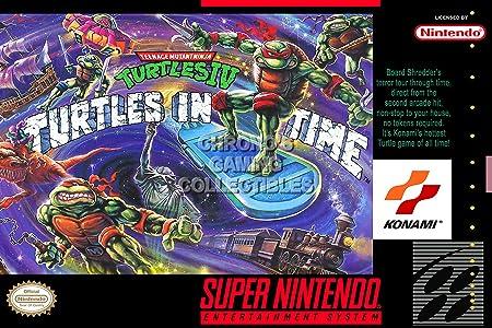 PALOMA NIEVES CGC Huge Poster - Teenage Mutant Ninja Turtles ...