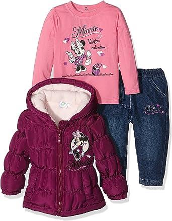 Disney Minnie Mouse Conjunto de Ropa para Beb/és