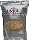 Twist Ingredients Vermicelli Multicoloured 1 kg