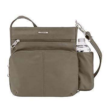 698db7452b Amazon.com  Travelon Anti-theft Classic N S Cross Body Bag