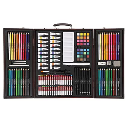 Painting Supplies Mixed Media Art Set