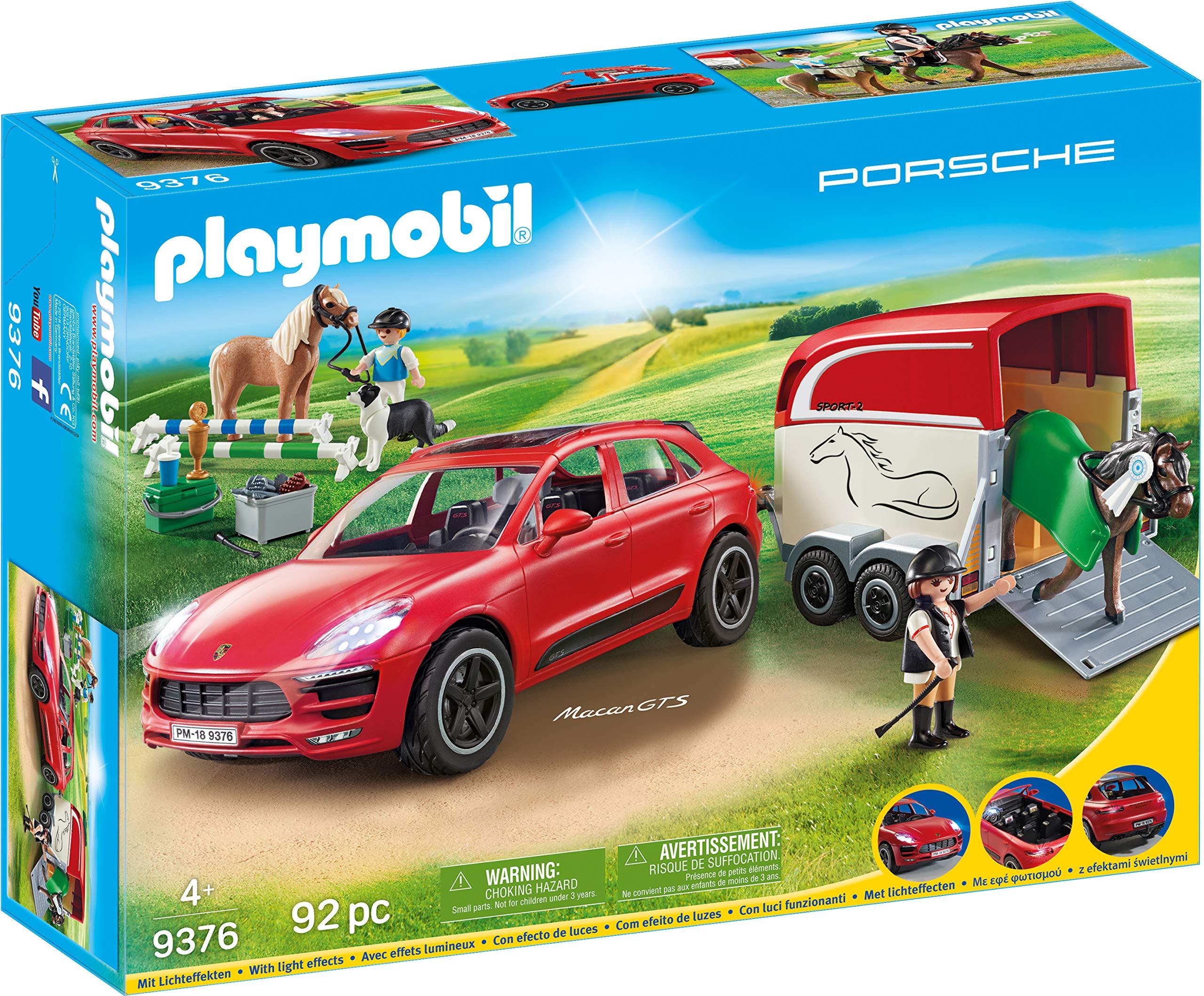 Playmobil Porsche Macan GTS Multicolor