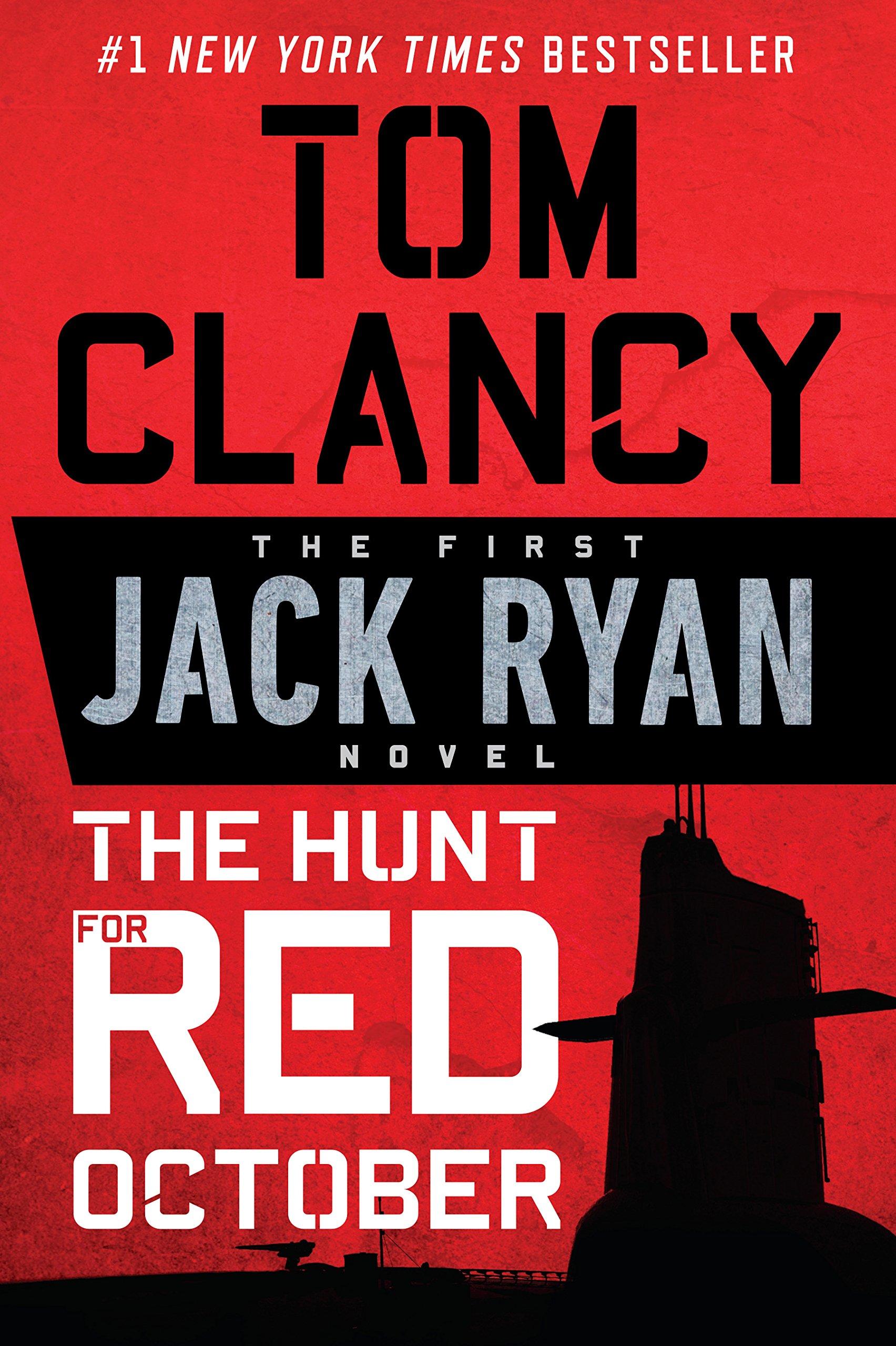 The Hunt For Red October  A Jack Ryan Novel Band 1