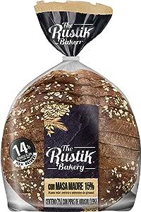 The Rustik Bakery - Hogaza entera masa madre Centeno y