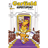Garfield Homecoming - Book #2 (English Edition)