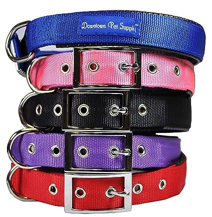 thick dog collars