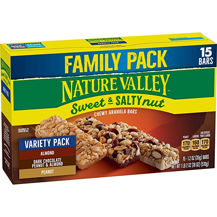 Top 7 Granola Bars Nature Valley Sweet And Salty