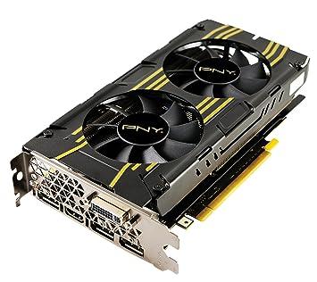 PNY GeForce GTX 960 2 GB GDDR5 Tarjeta Gráfica vcggtx9602 X ...